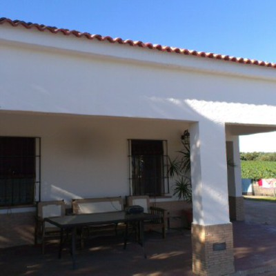 Pintar exterior de casa de campo gibraleon huelva habitissimo - Presupuesto pintar casa ...