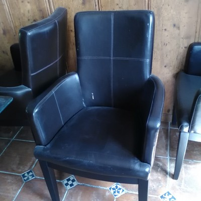 Tapizar seis silla otura granada habitissimo for Tapizar sillas precio