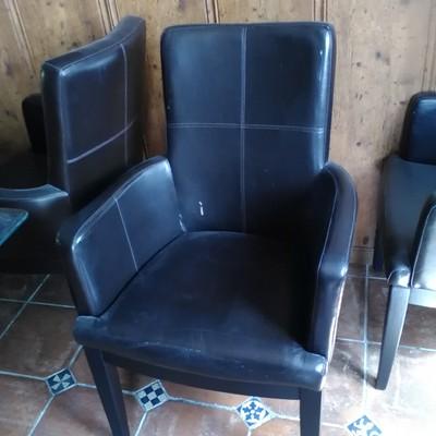 Tapizar seis silla otura granada habitissimo - Presupuesto tapizar sillas ...