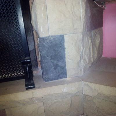 Colocar casete insert chimenea clara mar tarragona - Casete para chimeneas ...