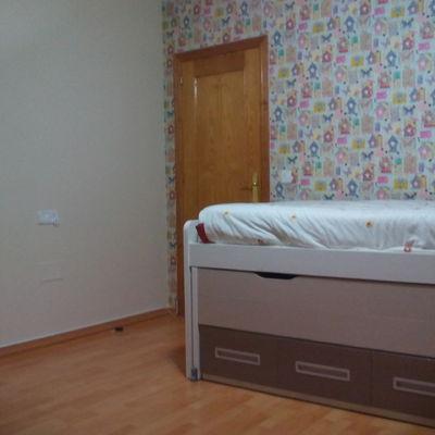 Decoraci n de las habitaciones de ni os juvenil cortinas for Cual es la cama mas grande