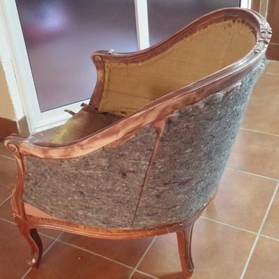 Tapizar butaca ambroz granada habitissimo - Presupuesto tapizar sillas ...