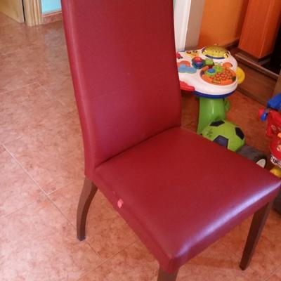 Tapizar sillas albacete albacete habitissimo - Presupuesto tapizar sillas ...