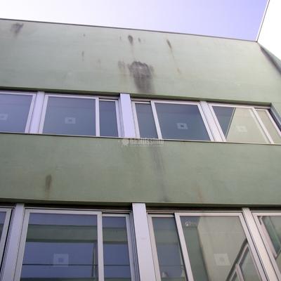 Pintar fachada exterior edificio manresa barcelona for Presupuesto pintar fachada chalet