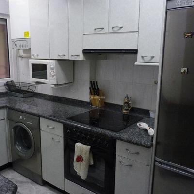 Reformar cocina sin muebles ni electrodom sticos - Reformar muebles viejos ...