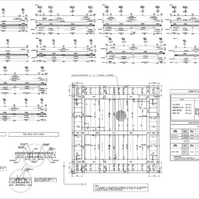 Construir estructura de casa en planta baja monteagudo - Precio estructura casa ...
