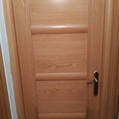 Puertas de madera m stoles madrid habitissimo for Presupuesto puertas de madera