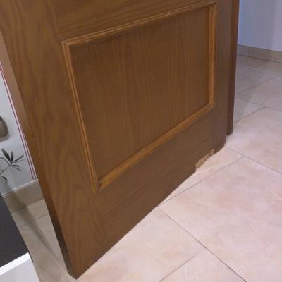 Restauraci n puertas interiores elche alicante for Restaurar puertas de interior