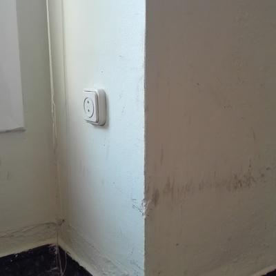 Arreglar quitar gotel y pintar paredes piso can palmer for Presupuesto pintar piso 100m2
