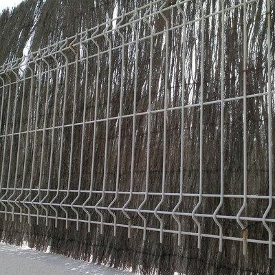 Instalar valla para muro de jard n la zenia alicante for Valla metalica jardin