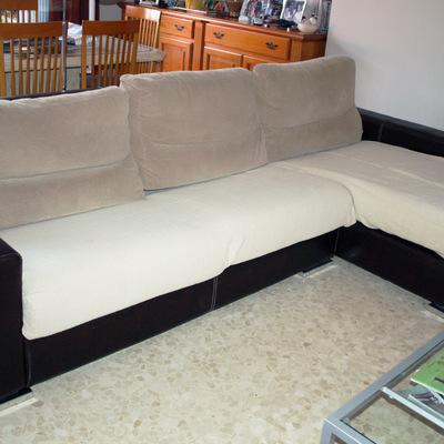 Tapizar sof en piel valencia valencia habitissimo - Presupuesto tapizar sofa ...