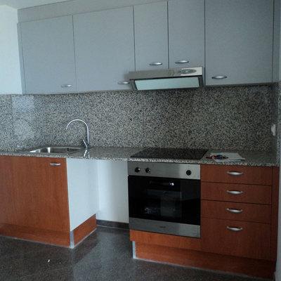 Zocalo Aluminio Cocina | Lacar Puertas Y Zocalos Cocina Teia Barcelona Habitissimo