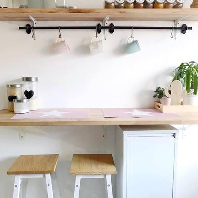 Mueble con barra para cocina padr n padr n a coru a - Mueble barra cocina ...