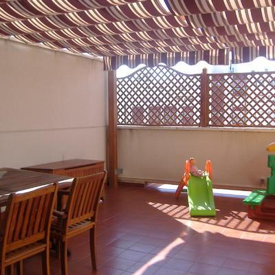 Cerramientos de pl stico enrollables para la terraza - Cerramientos de plastico ...
