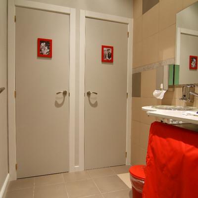Cambiar encimera y hacer armario a medida para ba o en centro de est tica madrid madrid - Armarios a medida para banos ...