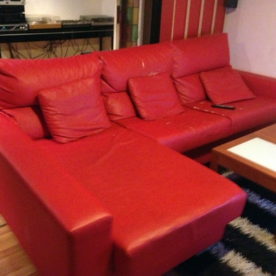 Tapizar sofa chaise longe barcelona barcelona habitissimo - Tapiceros en barcelona ...