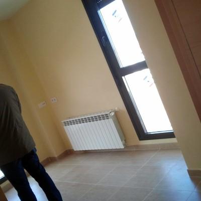 Pintar interior casa obra nueva tres cantos madrid for Pisos en tres cantos obra nueva