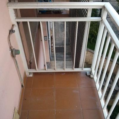 Suministrar armario de aluminio para balc n para poner una lavadora errenteria guip zcoa - Armario balcon ...
