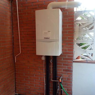 Mueble de exterior en aluminio para cubrir caldera de gas valdemoro madrid habitissimo - Armario exterior caldera gas ...