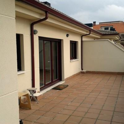 instalaci n de p rgola para toldos en terraza de 30 metros