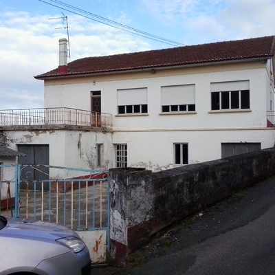 Cambiar el tejado de una vivienda unifamiliar en fene - Cambiar tejado casa antigua ...
