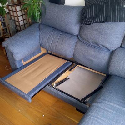 Arreglar sofa hundido idea de la imagen de inicio for Como arreglar un sofa