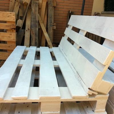 Hacer Cojines Exterior.Cojines Para Muebles Exterior De Palet Roquetas De Mar Almeria Habitissimo