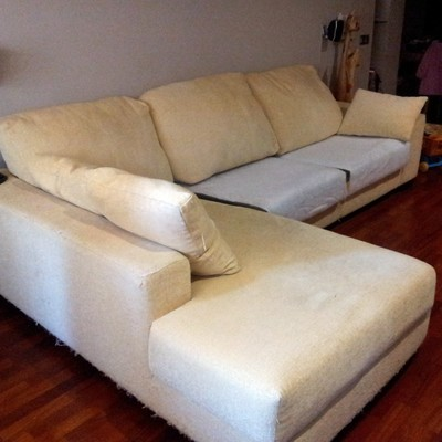 Presupuesto tapizar sof poliny barcelona habitissimo - Tapizar sofas precios ...
