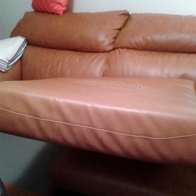 Tapizar un asiento de un sof de 2 plazas elgoibar for Sofas baratos en guipuzcoa