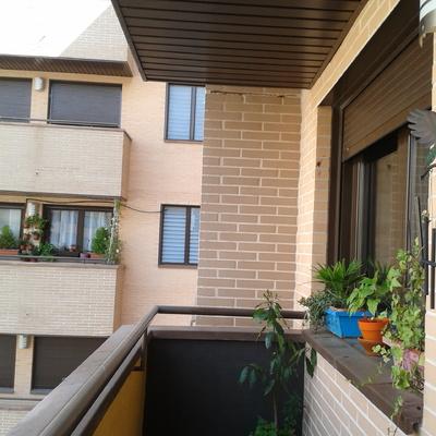 Red para gatos en terraza rivas vaciamadrid madrid habitissimo - Red piso rivas vaciamadrid ...