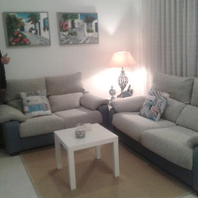 Tapizar cojines de sofa para la vivienda de comarruga - Tapizar cojines sofa ...