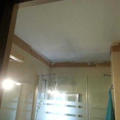 Poner falso techo en ba o y quiz s cocina sabadell - Poner falso techo ...