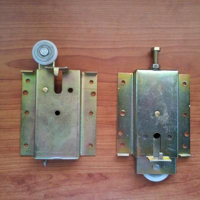Reparar herrajes puerta corredera armario empotrado - Puerta corredera empotrada ...