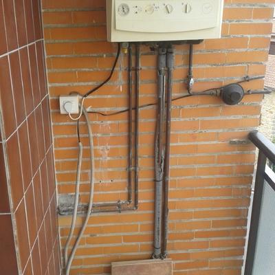 Hacer Armario Exterior Para Tapar Caldera Gaztelu Armario Exterior Caldera  Gas