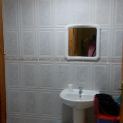 Hacer una cocina adaptar suelo y reformar cuarto de ba o - Hacer cuarto de bano ...