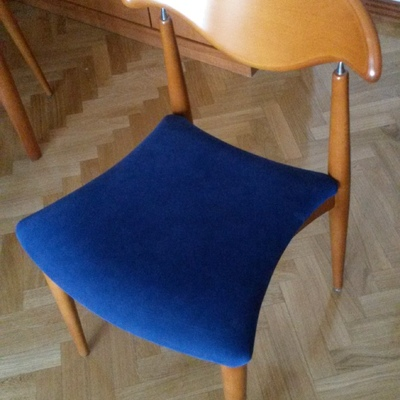 Precio tapizar sillas o butacas en madrid habitissimo - Precio tapizar sillas ...