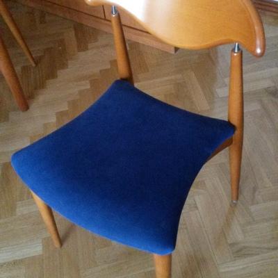 Precio tapizar sillas o butacas en madrid habitissimo - Presupuesto tapizar sillas ...