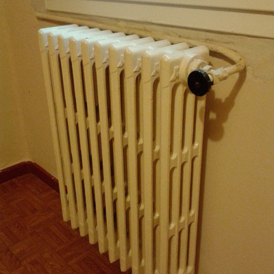 Recuperaci n de radiadores de hierro avdacantabria - Radiadores de hierro fundido ...