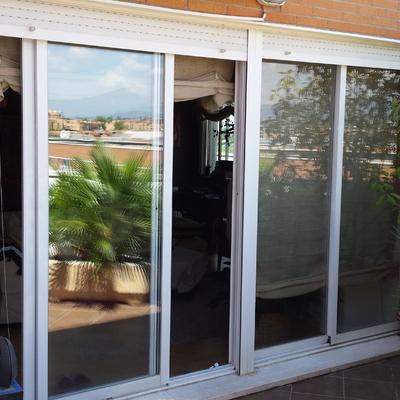 Cambiar Carpinteria Aluminio De Puertas Entrada Terraza Las Rozas De Madrid Madrid Habitissimo