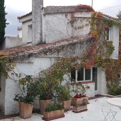 Pintar casa chalet por fuera boadilla del monte for Presupuesto pintar fachada chalet