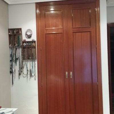 Tirar un trozo de pared y agrandar el armario empotrado for Tirar muebles madrid