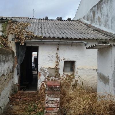 Reforma integral casa vieja en pueblo de badajoz - Reforma integral casa de pueblo ...