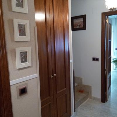Cambiar puertas de interior color blanco brunete for Cambiar puertas