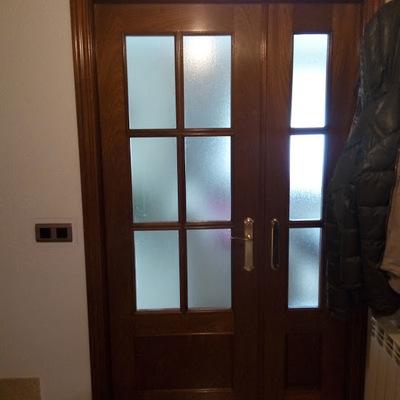 Cambiar puertas de interior color blanco brunete for Puertas de interior en madrid
