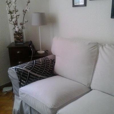 Cambiar relleno de pluma por otro material mullido en los - Cambiar relleno sofa ...