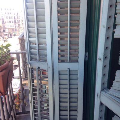 Reparacion porticones barcelona barcelona habitissimo for Porticones madera exteriores