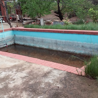 Convertir balsa de riego en piscina can maspons caldes for Alberca para riego