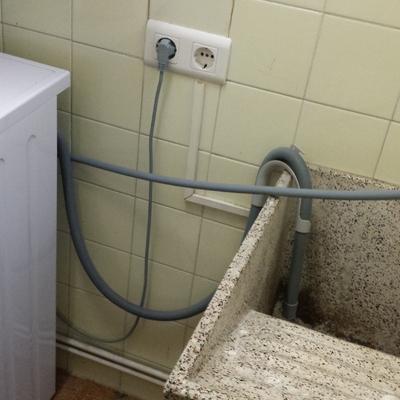 Quitar lavadero de piedra e instalar desag e barcelona for Lavadero pequenos