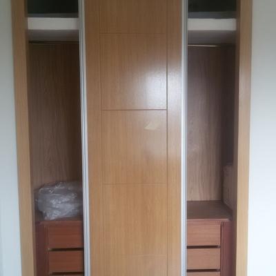 Forrar y vestir 4 armarios empotrados en madrid barrio - Armarios empotrados madrid ...