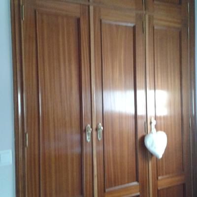 Reformar armario empotrado madrid madrid habitissimo for Reformar puertas
